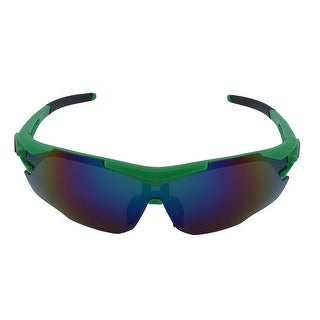 ROBESBON Authorized Unisex Bike Polarized Sunglasses Lens Cycling Glasses Green