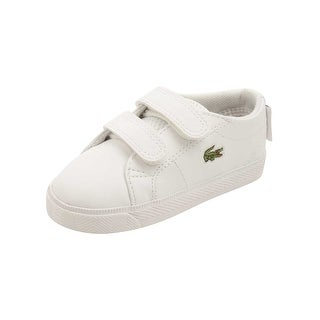 Lacoste Infant Marcel Lace 216 Sneakers in White