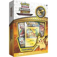 Pokemon Shining Legends Pikachu Collectible Cards