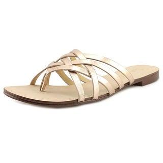 Splendid Jojo Women Open Toe Synthetic Pink Slides Sandal