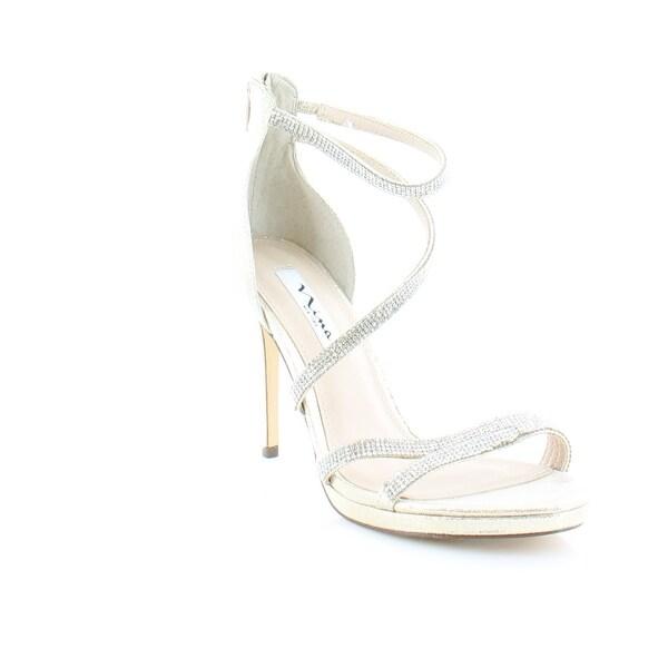 Nina Reed Women's Sandals & Flip Flops Goldina Skylina
