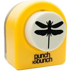 """Dragonfly - Punch Bunch Large Punch Approx. 1.25"""""""