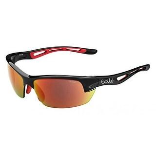 Bolle Bolt Small Frame Matte Black-Red Unisex Goggles Frame
