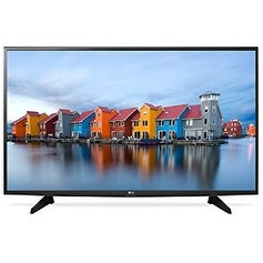 LG Electronics 49LJ5500 49-Inch 1080p Smart LED TV (Refurbished) - Black