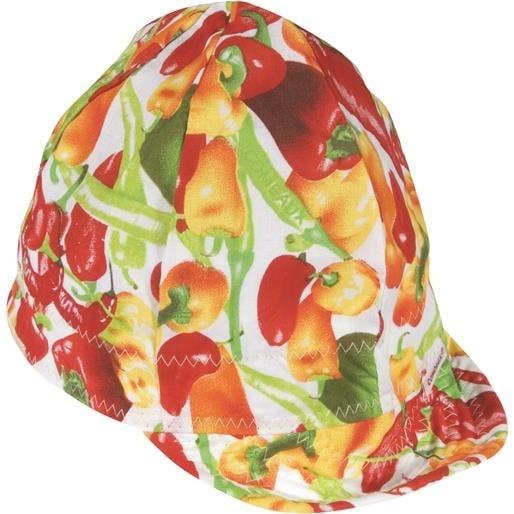 "Forney Reversible Welding Cap 7-3//8 /"" Multicolored"