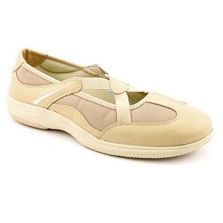 Propet Sapphire  2E Round Toe Leather  Flats