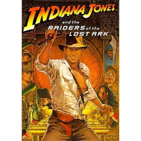 Raiders of the Lost Ark - DVD