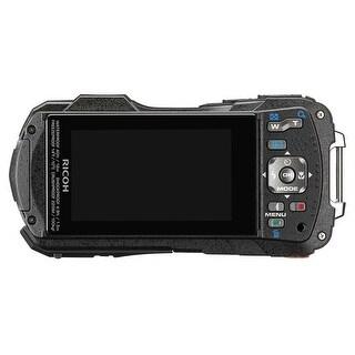 Ricoh WG-30W Digital Camera Black