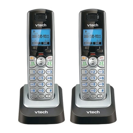 Vtech DS6101 Cordless Additional Handset with Speakerphone & LCD Display