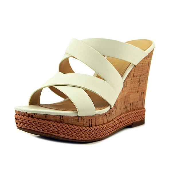 Ivanka Trump Habbie Women Light Natural Sandals