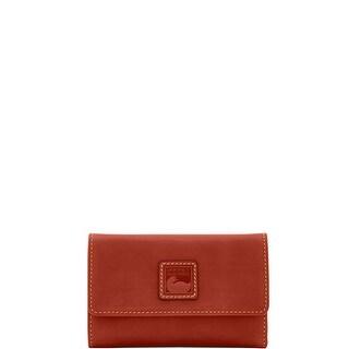 Dooney & Bourke Florentine Flap Wallet (Introduced by Dooney & Bourke at $168 in Oct 2017)