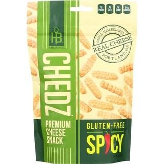 Hall Brands Gluten-Free Spicy Chedz, 4 Oz (Pack Of 6)