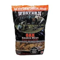 Western 78077 BBQ Oak Wood Smoking Chips