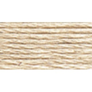 DMC Pearl Cotton Ball Size 12 141yd-Light Beige Gray