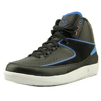 Jordan Air Jordan 2 Retro Men  Round Toe Leather  Sneakers
