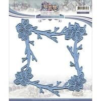 Christmas Frame - Find It Trading Yvonne Creations Colourful Christmas Die