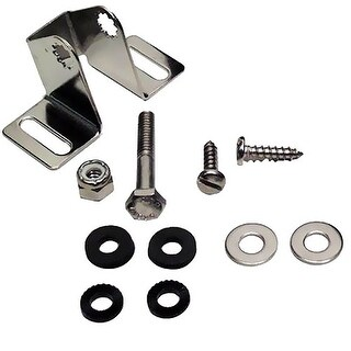 Lowrance 000-0099-06 Mounting Kit Lowrance 83/200 Skimming Transducer SS Mounting Kit