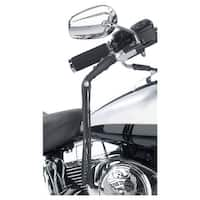 Diamond Plate Solid Genuine Leather Motorcycle Lever Covers