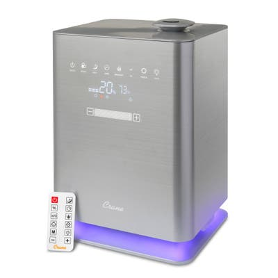 1.2 Gal. Warm & Cool Mist Top Fill Humidifier with Remote - 1.2 Gallons