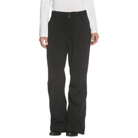 Gerry Women 4-Way Stretch Fleece Lined Snow Ski Pants