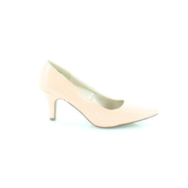 Karen Scott Clancy Women's Heels Peach