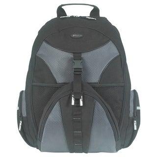 Targus TSB007US Targus 15.4 Inch Sport Backpack - Backpack - Polyester - Gray