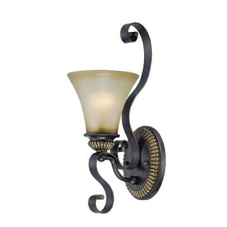 Jeremiah Lighting 26531 Kingsley 1 Light Indoor Wall Sconce - 6.5 Inches Wide