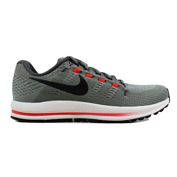 4a106012ad8 Shop Nike Air Zoom Vomero 12 Tumbled Grey Black 863762-006 Men s ...
