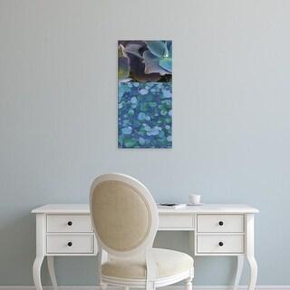Easy Art Prints Ricki Mountain's 'Hydrangea Mix II' Premium Canvas Art