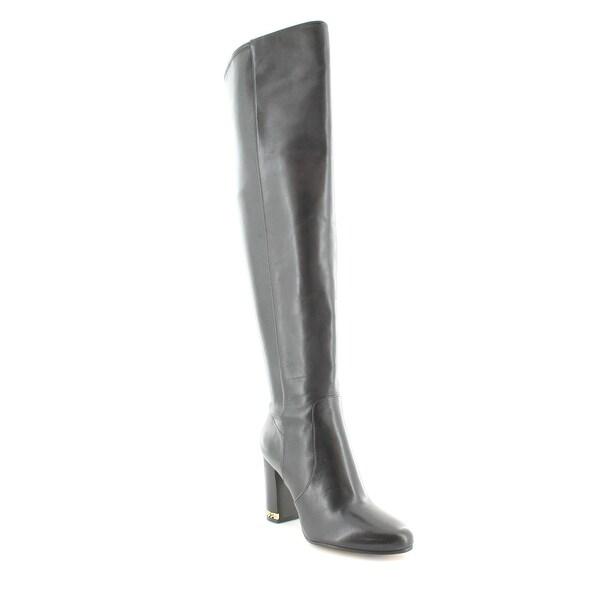 Michael Kors Sabrina Tall Women's Boots Black