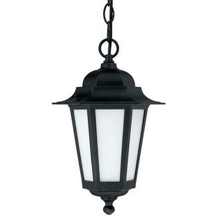 Nuvo Lighting 60/2209 Single Light Up Lighting Outdoor Pendant from the Cornerstone ES Collection