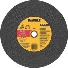 DeWalt 14X7/64 Cutoff Wheel