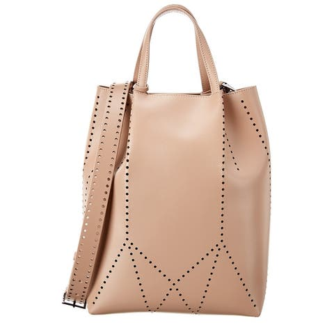 Alaia Leather Bucket Bag