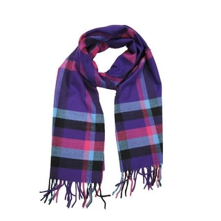 Link to Cashmere Feel Classic Soft Luxurious Winter Scarf For Men Women Similar Items in Scarves & Wraps