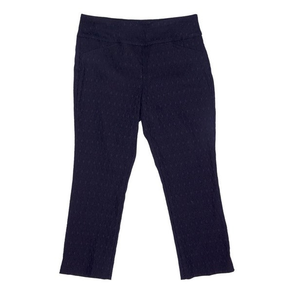 Charter Club Cambridge Capri Women Regular Cropped Pants
