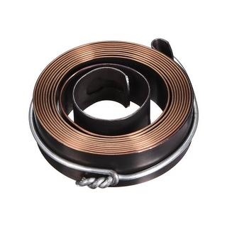 Drill Press Spring Quill Feed Return Coil Spring Assembly 1800mm 67 x 19 x1mm - 1 x 19 x 1800mm
