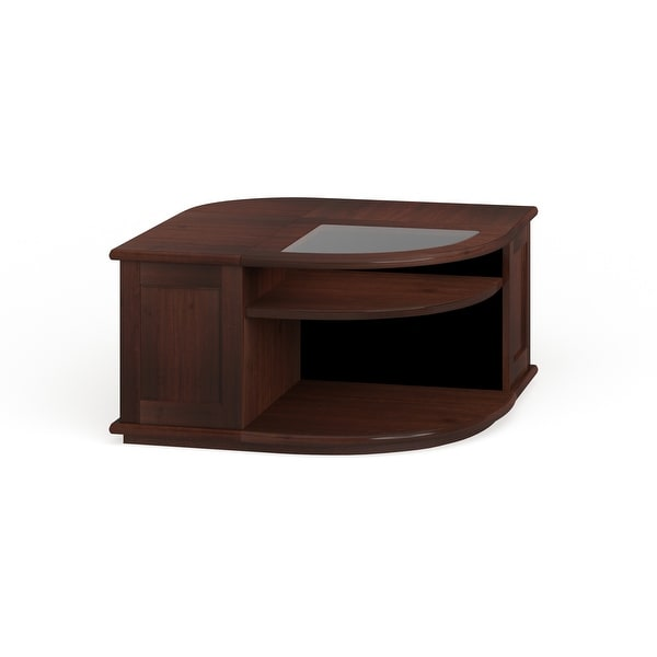 Wallace Dark Toffee Lift Top Cocktail Table. Opens flyout.