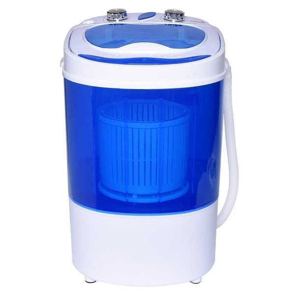 Shop Ivation Mini Portable Washer/Spinner Compact Size for ...