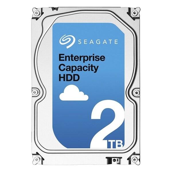 "Seagate St2000nm0125 2 Tb 3.5"" 7200 Rpm Internal Hard Drive"