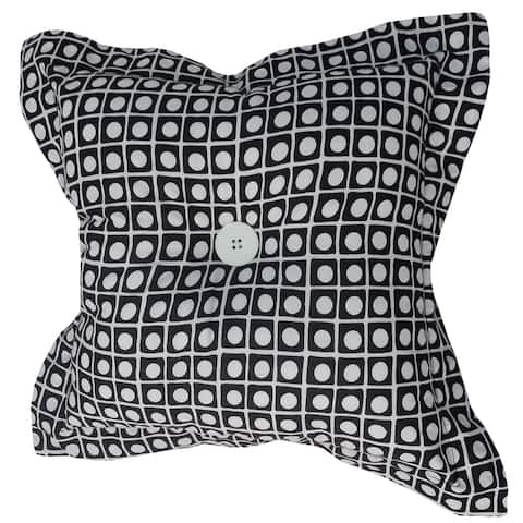 Pirate's Cove Decor Throw Pillow Dots - 16x16