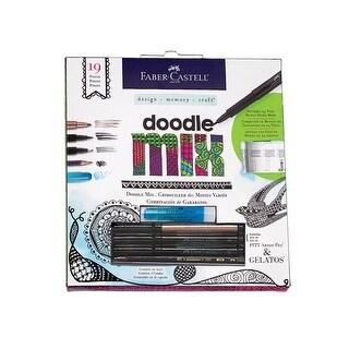 FaberCastell Doodle Mix Kit