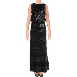 Lauren Ralph Lauren Womens Marcelina Formal Dress Sequined Sleeveless (2  options available)