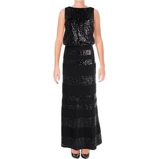 Lauren Ralph Lauren Womens Marcelina Formal Dress Sequined Sleeveless (2  options available)