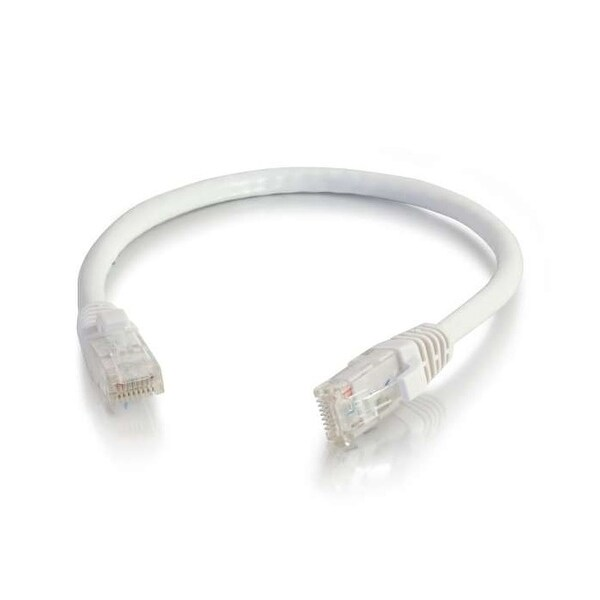 C2g - C2g 2Ft Cat6 Snagless Unshielded (Utp) Network Patch Cable - White