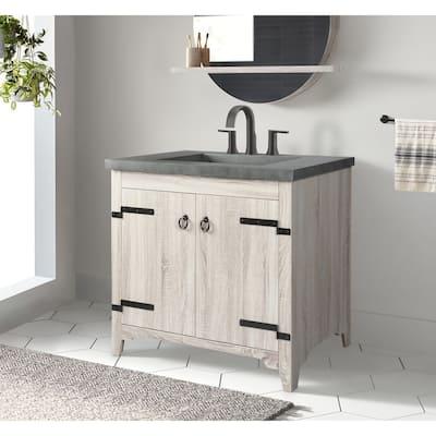 Saint Birch Belize 35-inch Bathroom Vanity Base Only