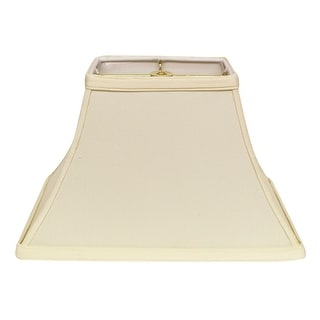 Link to Cloth & Wire Slant Rectangle Bell Hardback Lampshade with Washer Fitter, Egg Similar Items in Lamp Shades