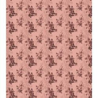 "Craft Consortium Decoupage Papers 13.75""X15.75"" 3/Pkg-Pink Rose"
