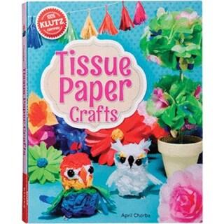Tissue Paper Crafts Book Kit-