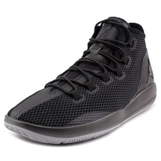 Jordan Reveal Men  Round Toe Synthetic Black Sneakers