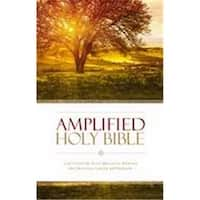 Zondervan 83354 Amplified Holy Bible, Revised - Hardcover